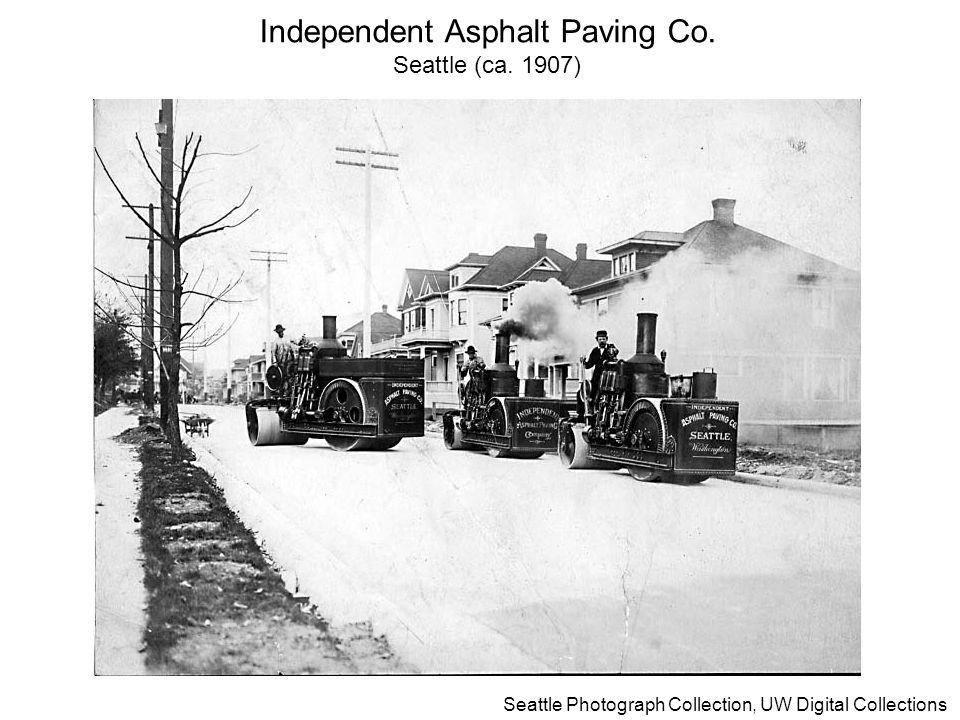 Independent Asphalt Paving Co.
