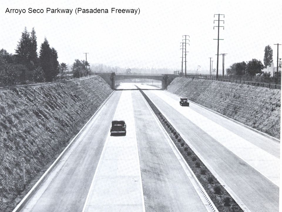 Arroyo Seco Parkway (Pasadena Freeway)