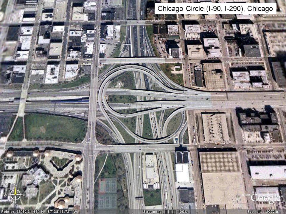 Chicago Circle (I-90, I-290), Chicago