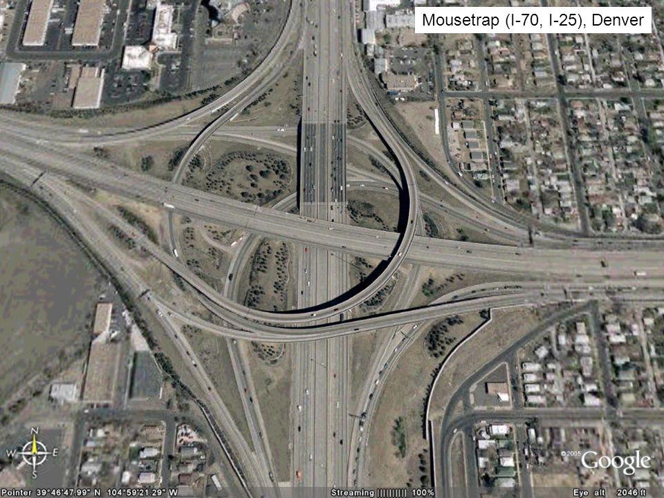 Mousetrap (I-70, I-25), Denver