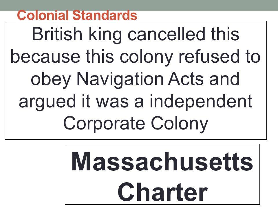Massachusetts Charter