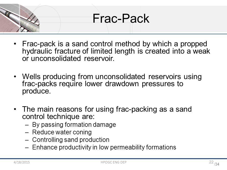 Frac-Pack