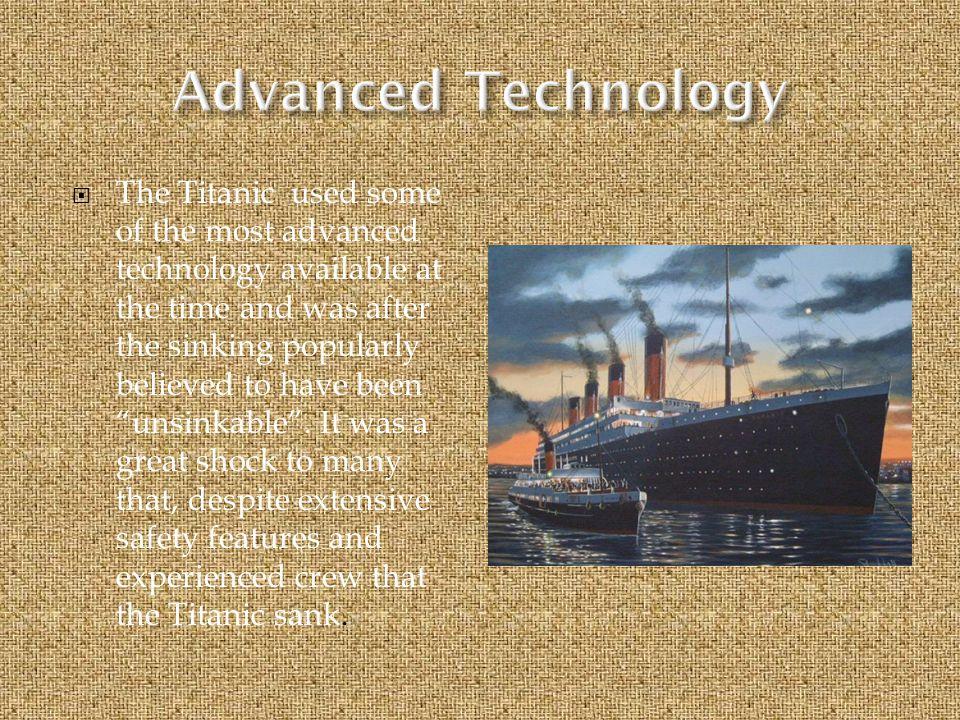 Advanced Technology