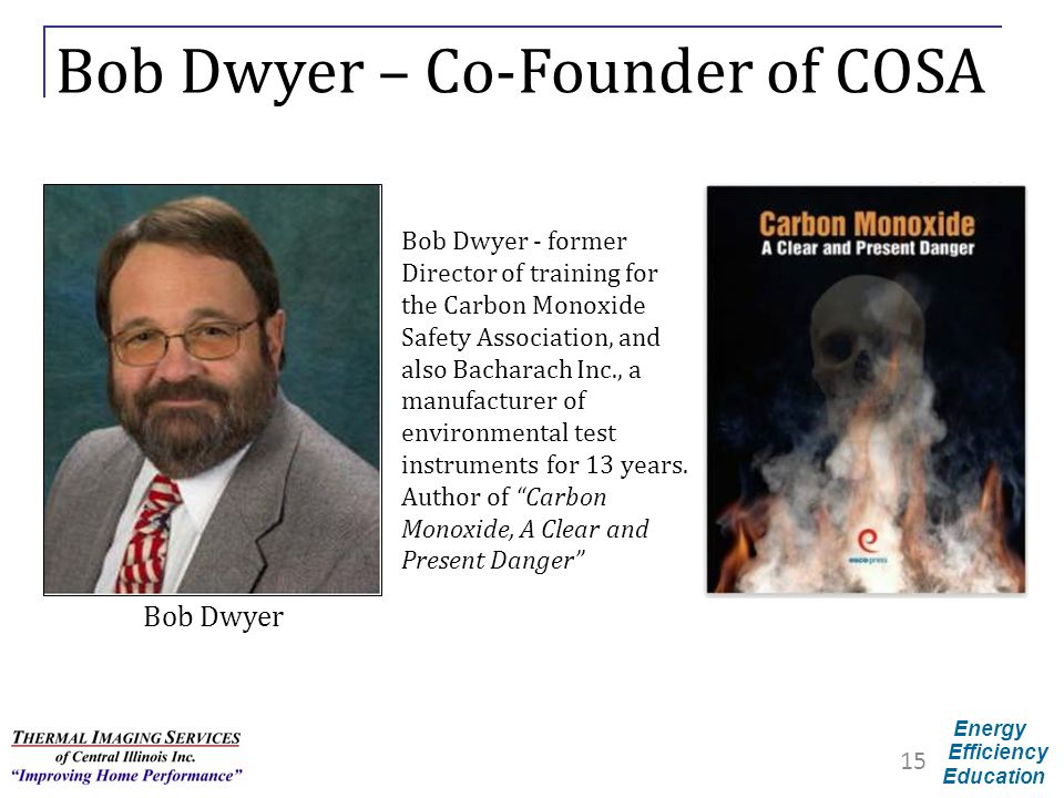 Bob Dwyer – Co-Founder of COSA