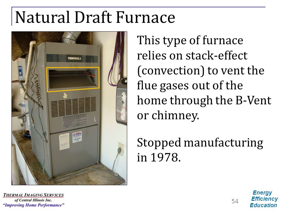 Natural Draft Furnace