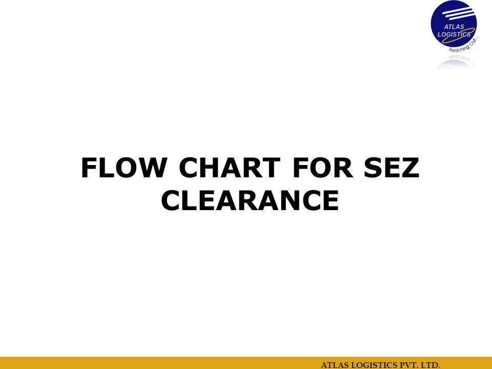 FLOW CHART FOR SEZ CLEARANCE