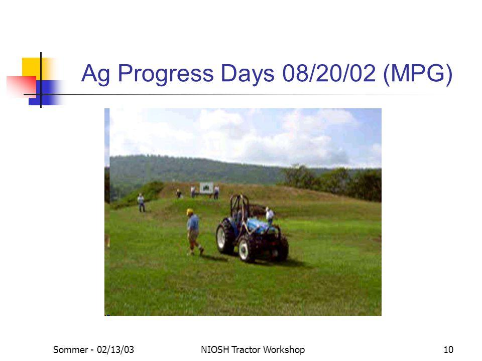 Ag Progress Days 08/20/02 (MPG)