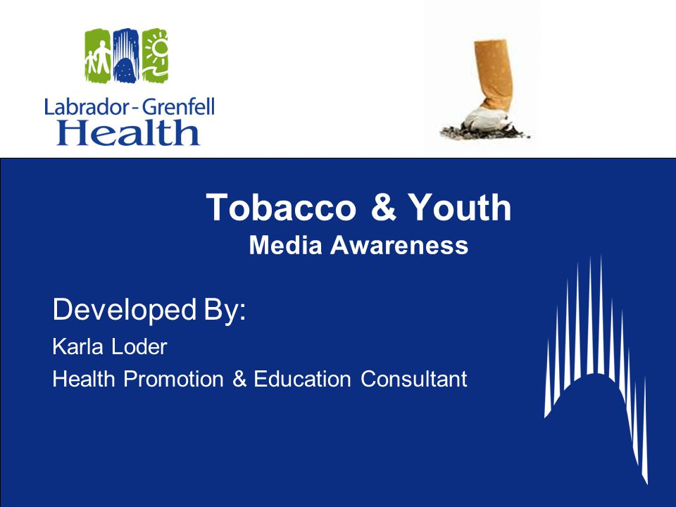 Tobacco & Youth Media Awareness