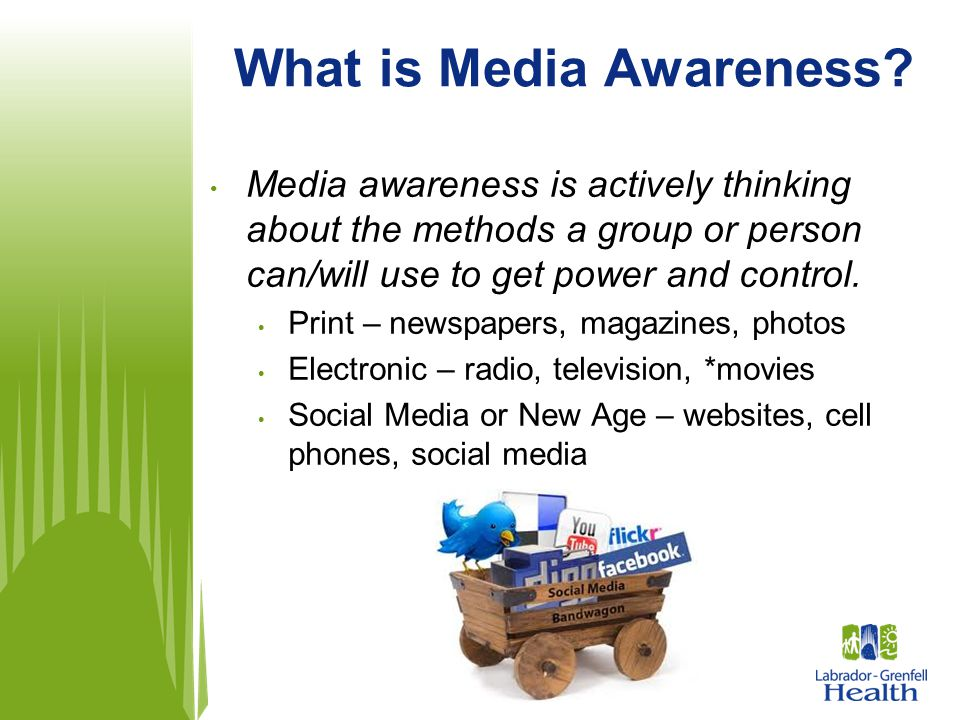 What is Media Awareness