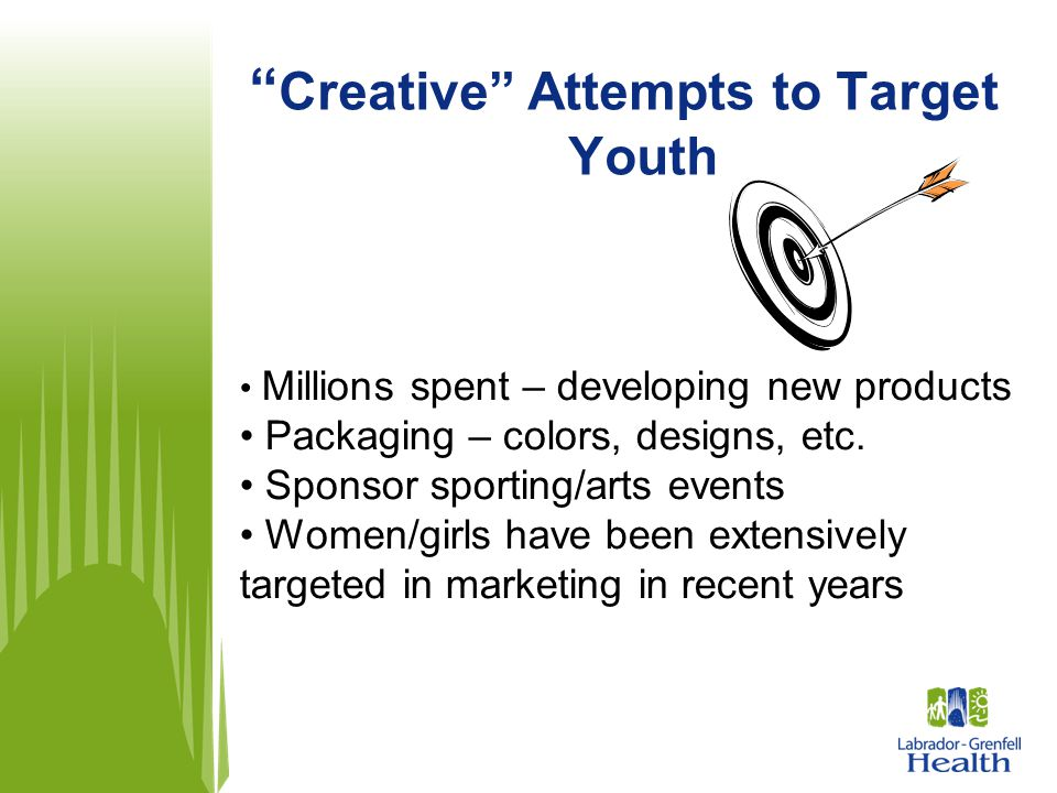 Creative Attempts to Target Youth