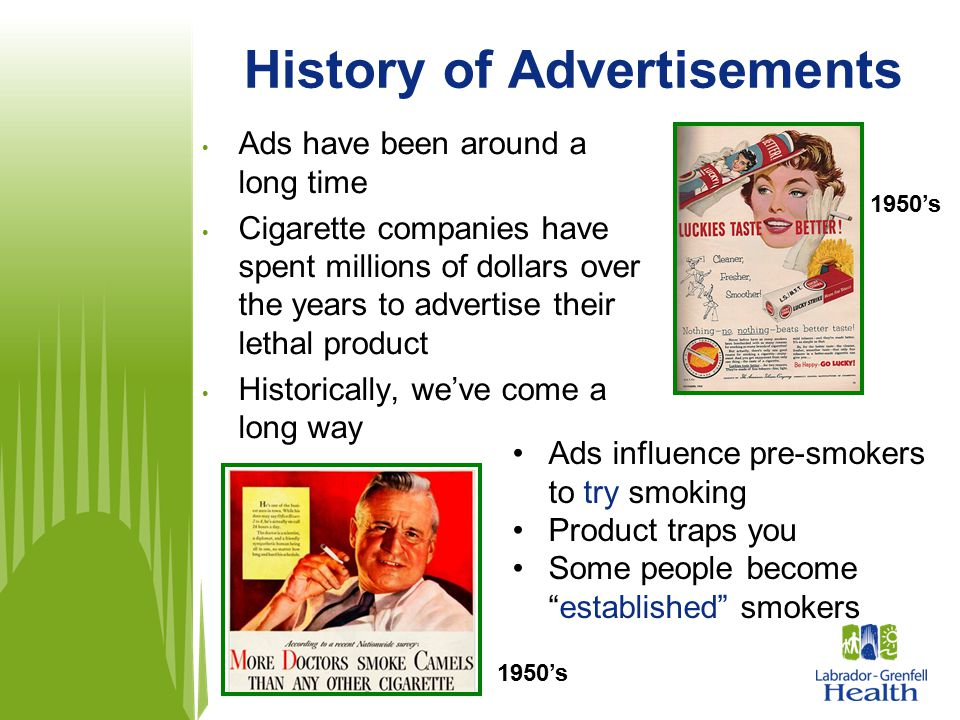History of Advertisements