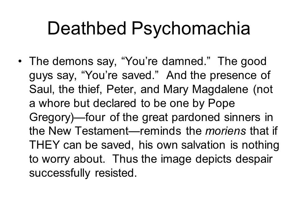 Deathbed Psychomachia