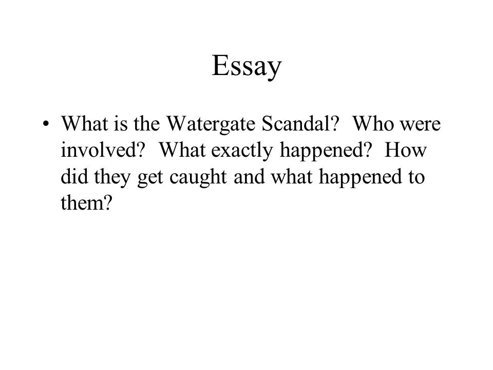 chapter an age of limits ppt 90 essay what is the watergate scandal