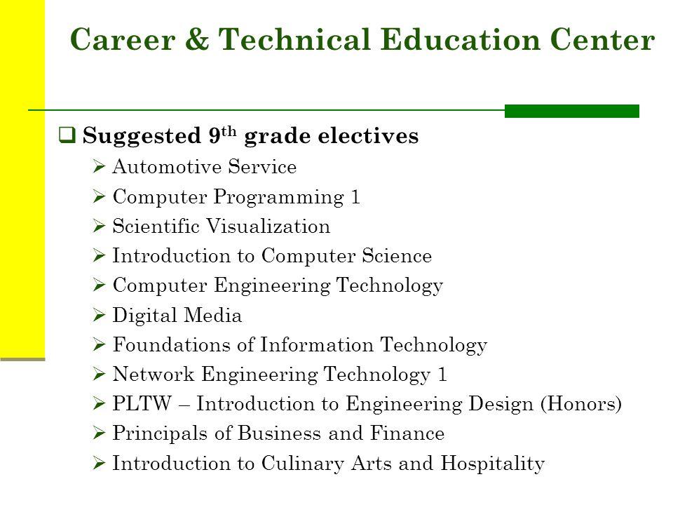 Career & Technical Education Center