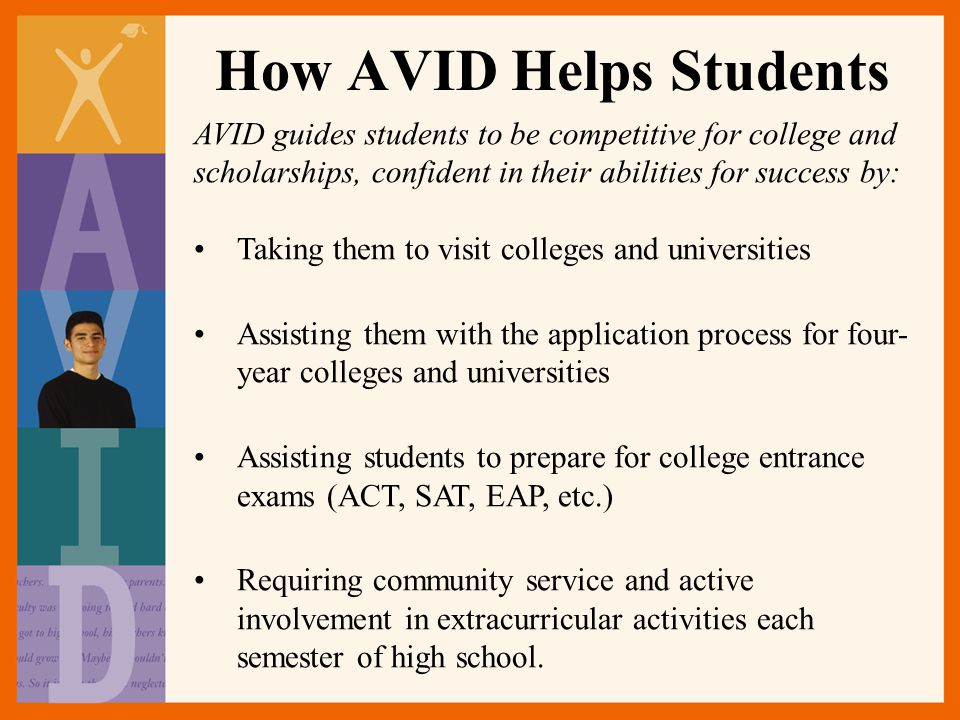 How AVID Helps Students