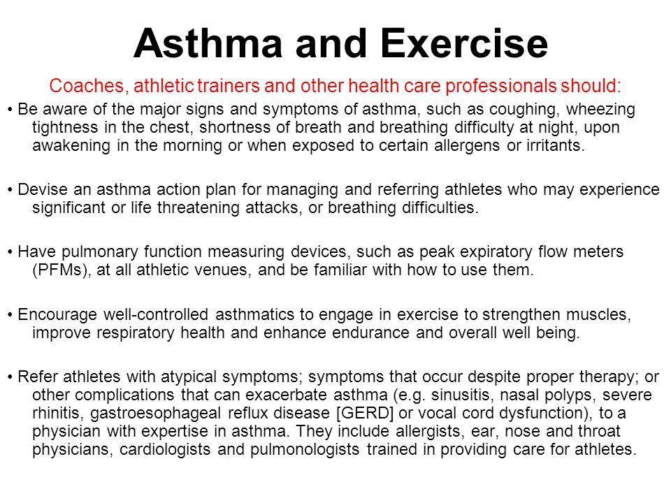 Coaches, athletic trainers and other health care professionals should: