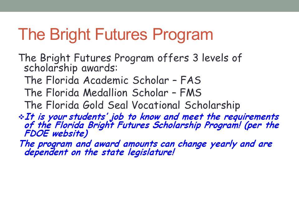 The Bright Futures Program