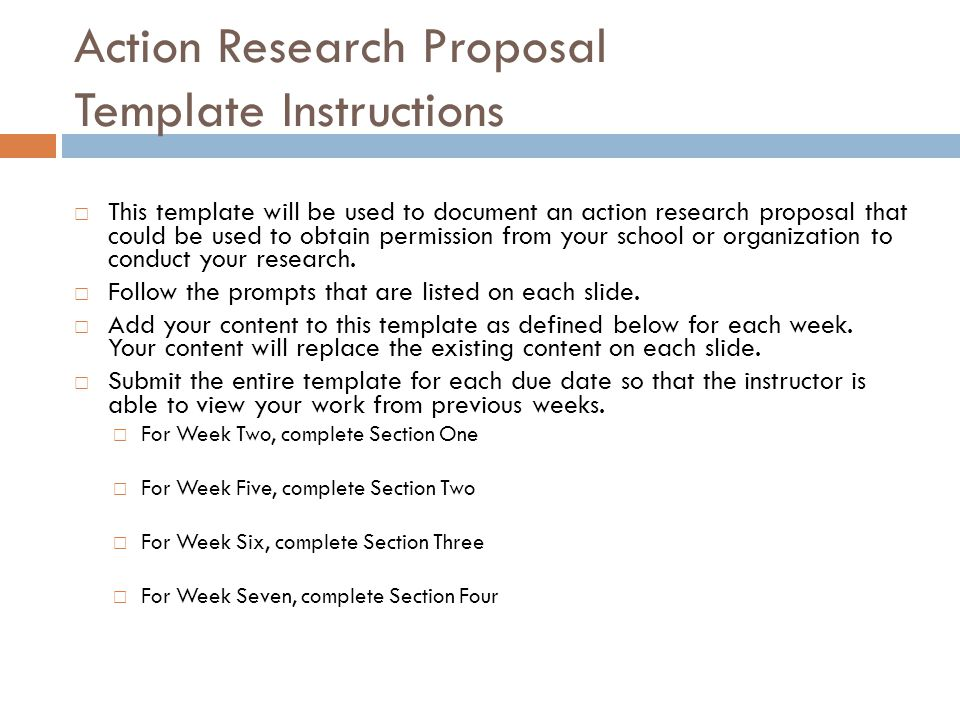 Edd Action Research Proposal  Ppt Video Online Download