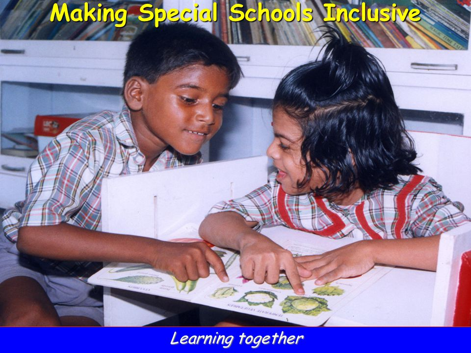 Making Special Schools Inclusive