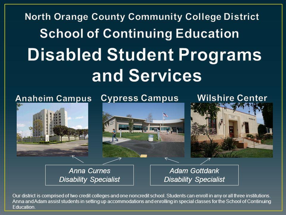 Picture of Anaheim Campus