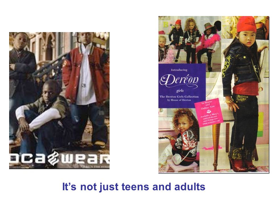 It's not just teens and adults