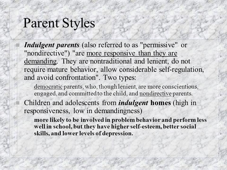 Parent Styles