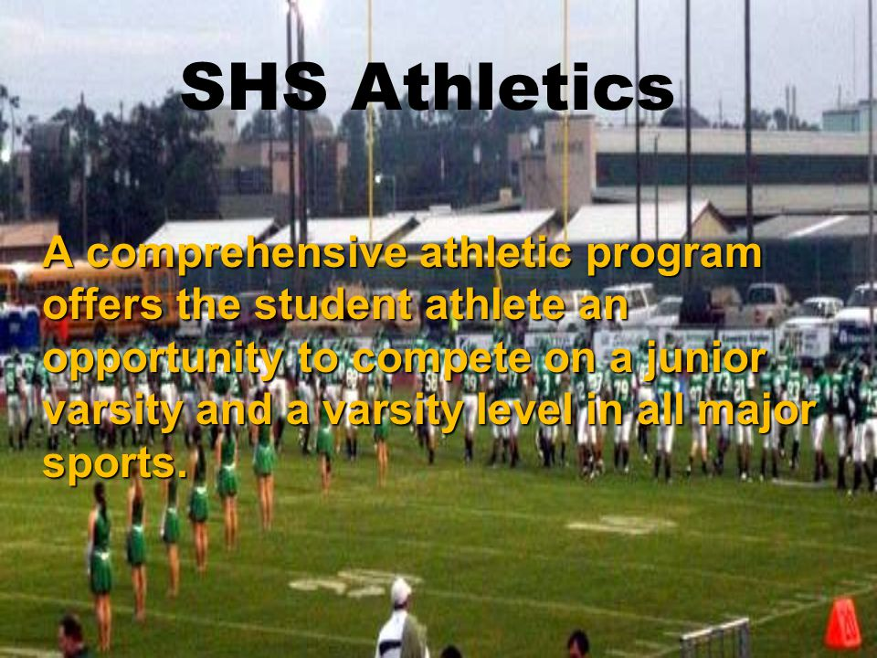 SHS Athletics