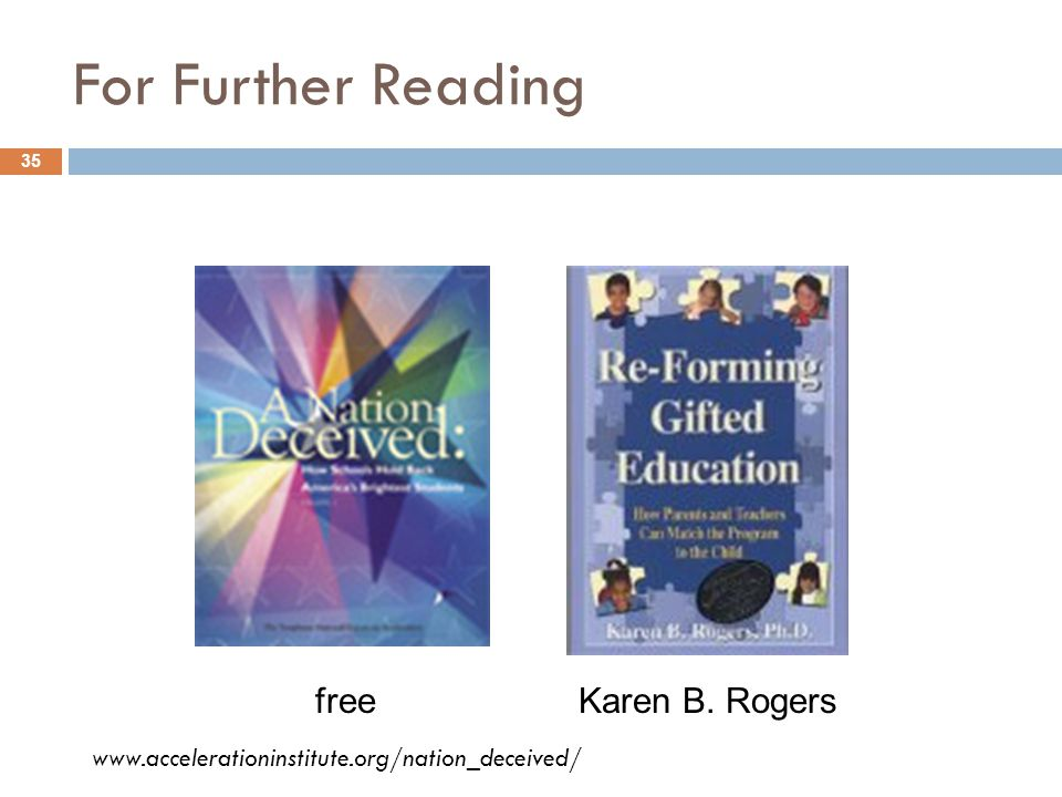 For Further Reading free Karen B. Rogers