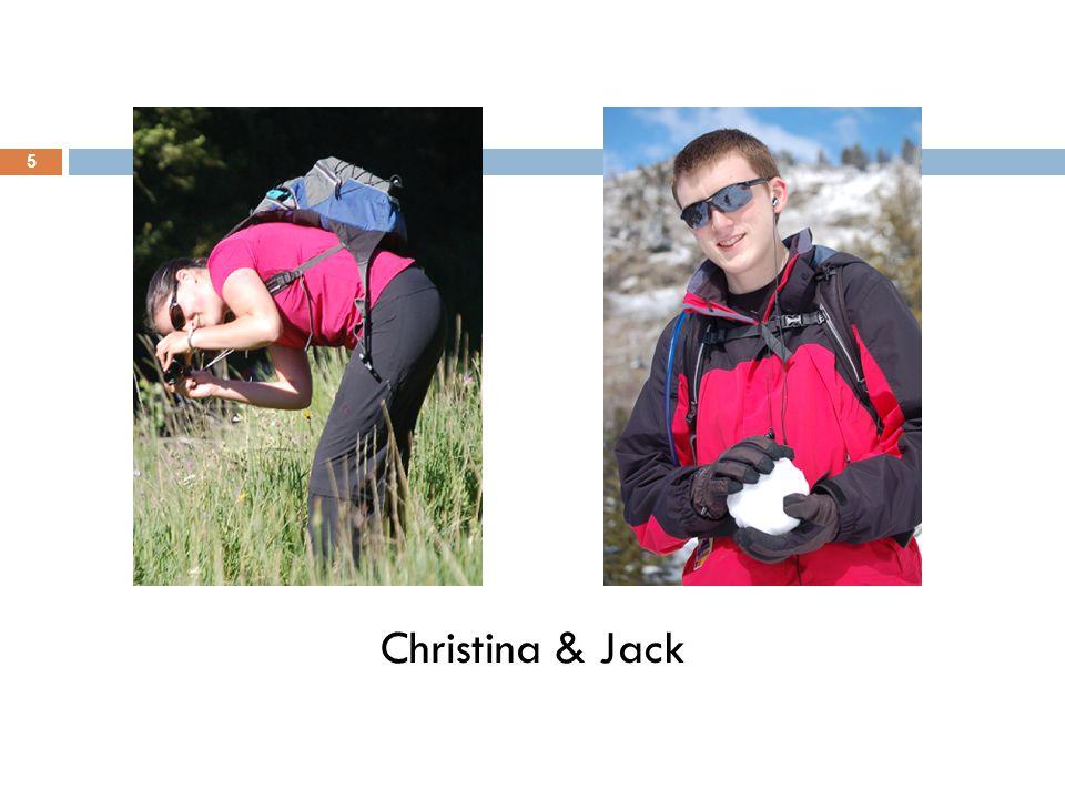 Christina & Jack
