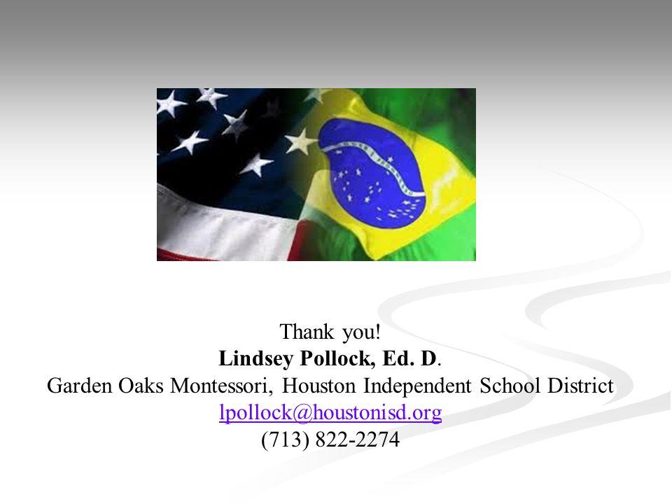 Garden Oaks Montessori, Houston Independent School District