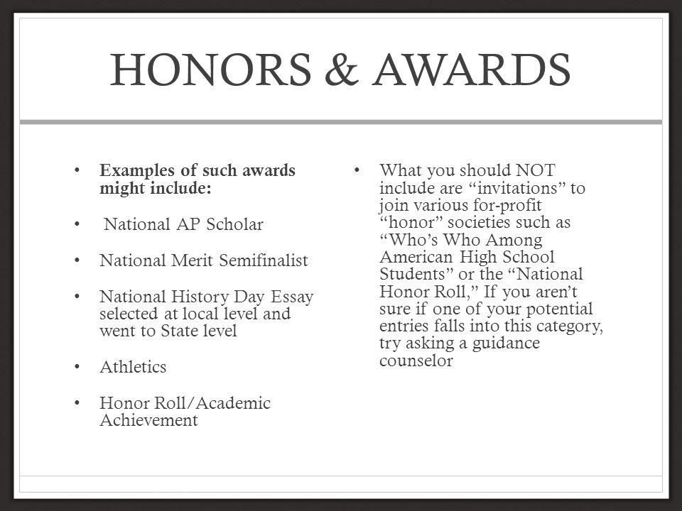 national merit scholarship essay example