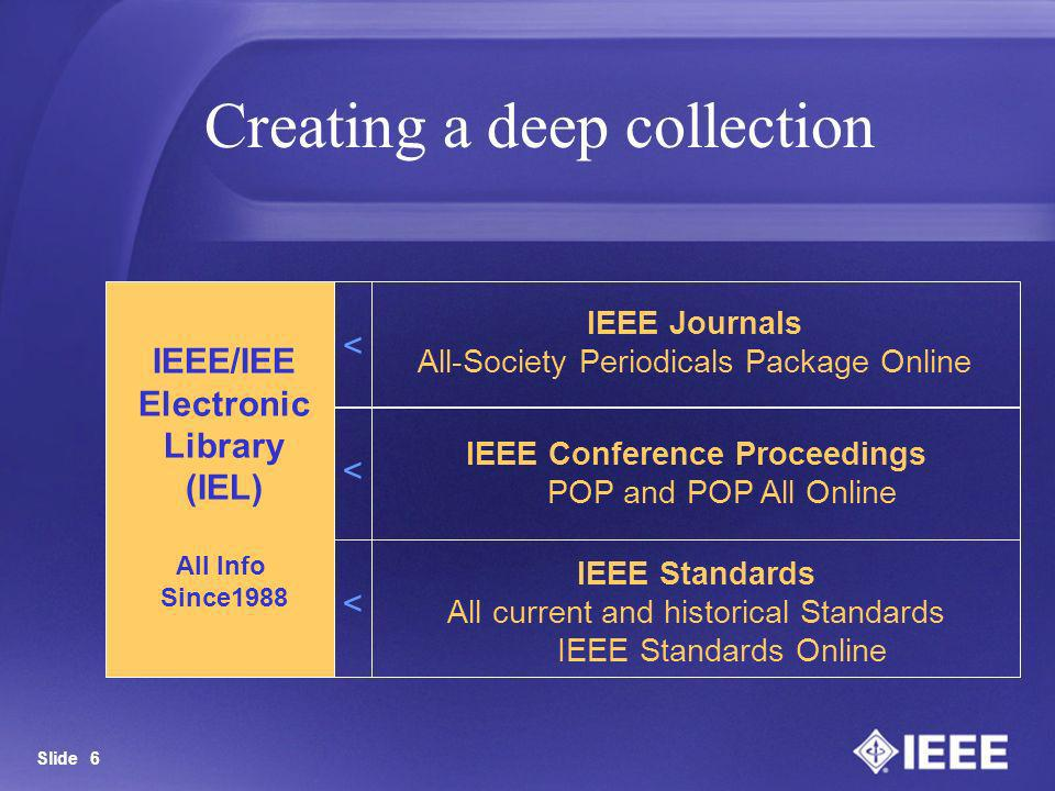 IEEE Conference Proceedings