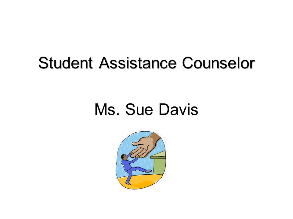 Student Assistance Counselor