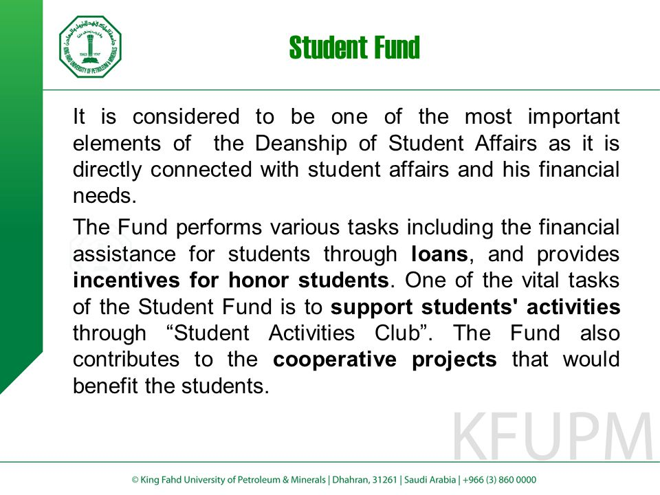 Student Fund