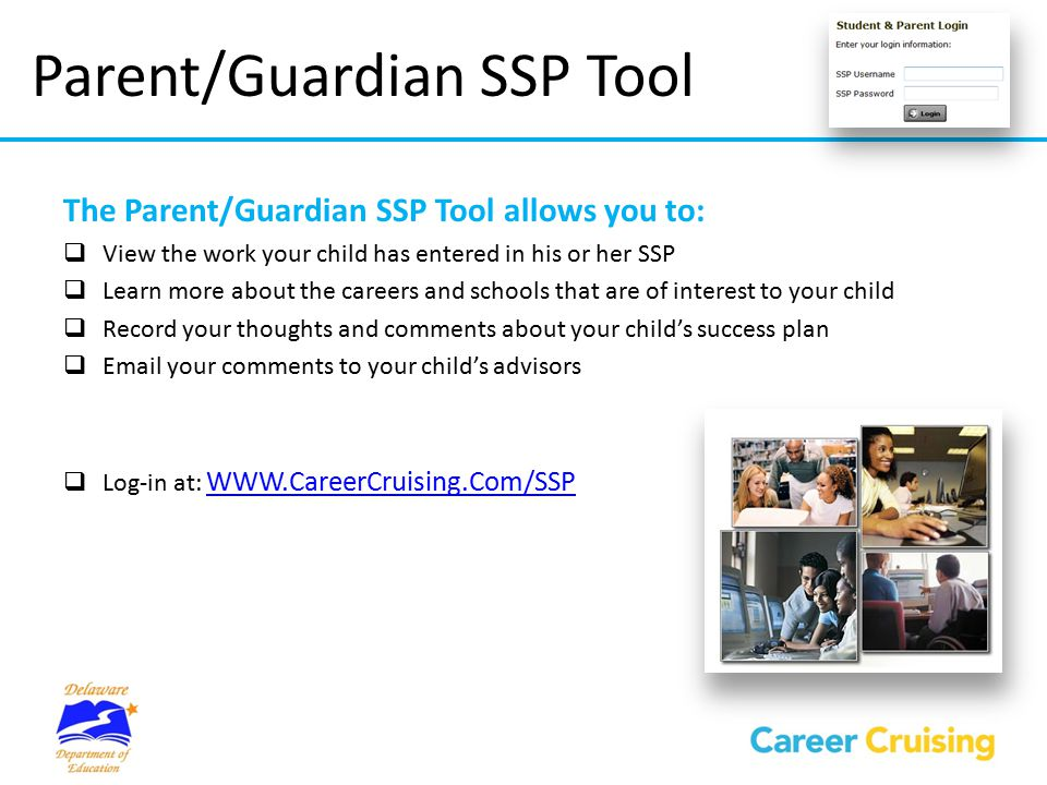 career cruising for parents ppt video online download