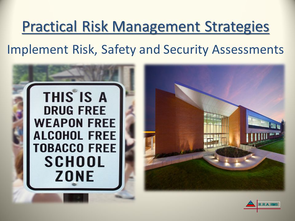 Practical Risk Management Strategies