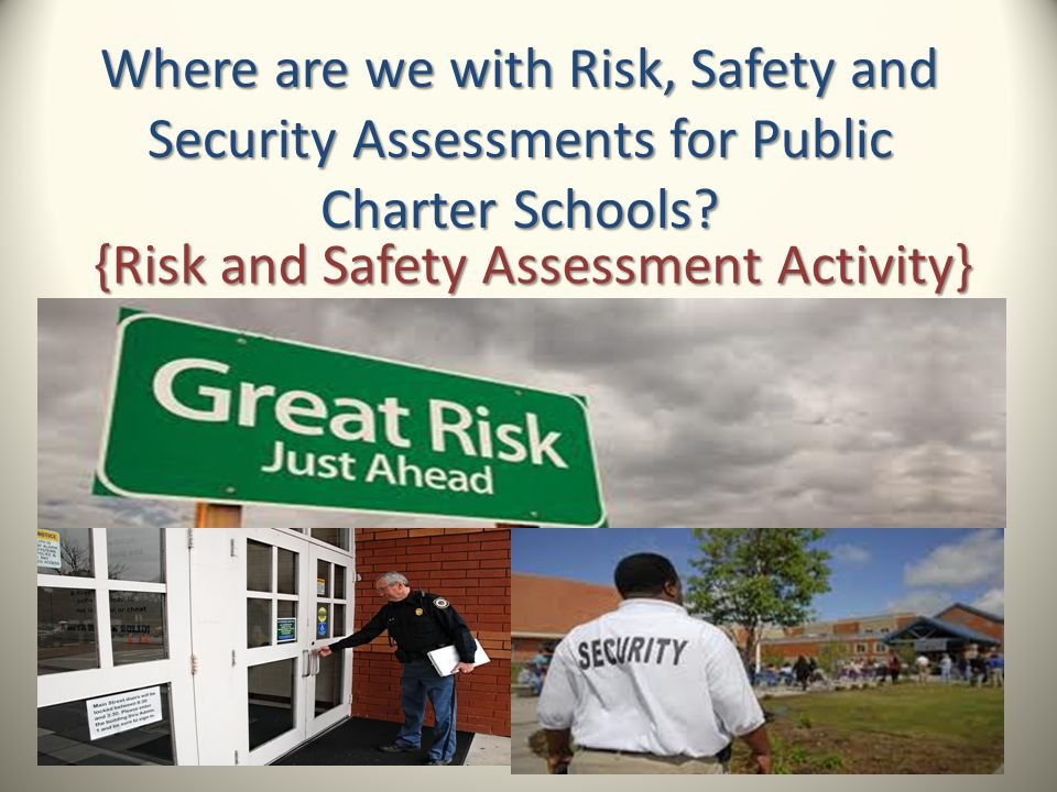 {Risk and Safety Assessment Activity}
