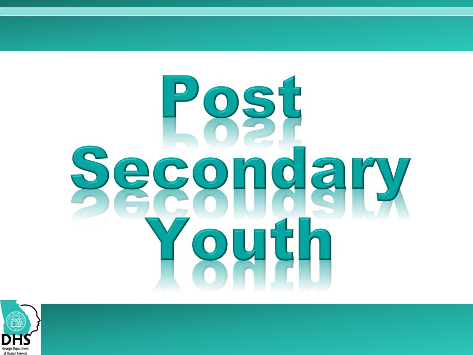 Post Secondary Youth