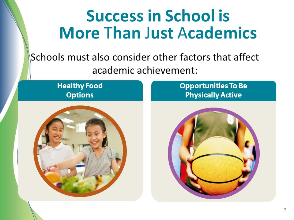 Success in School is More Than Just Academics