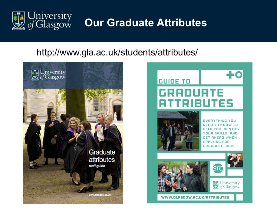 Our Graduate Attributes
