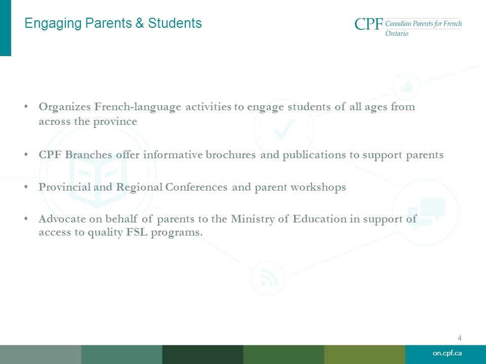 Engaging Parents & Students