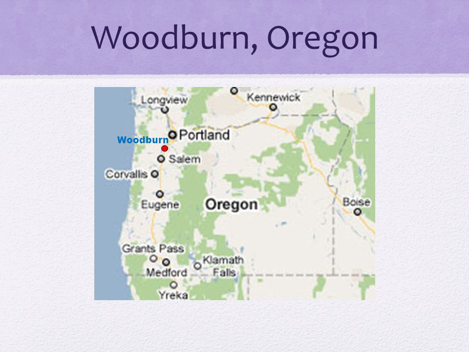 Woodburn, Oregon Woodburn