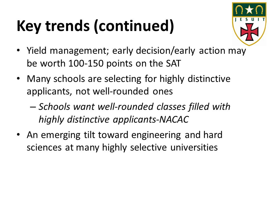 Key trends (continued)