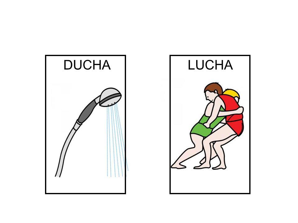 DUCHA LUCHA