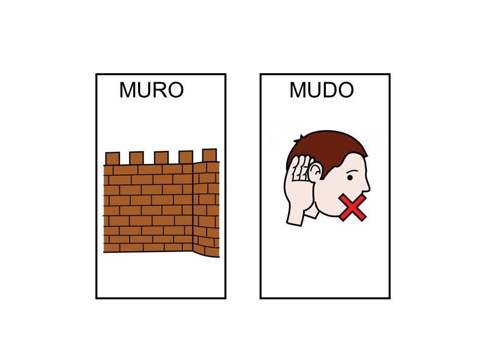 MURO MUDO