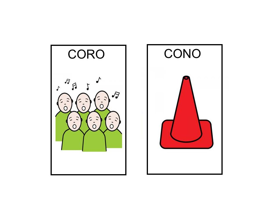CORO CONO