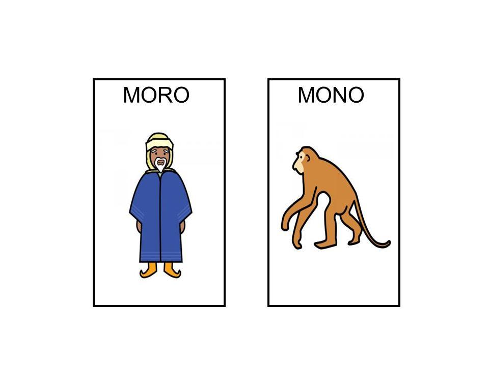 MORO MONO