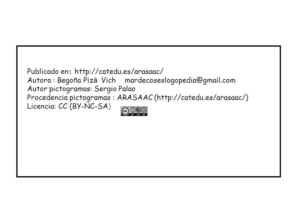 Publicado en: http://catedu.es/arasaac/