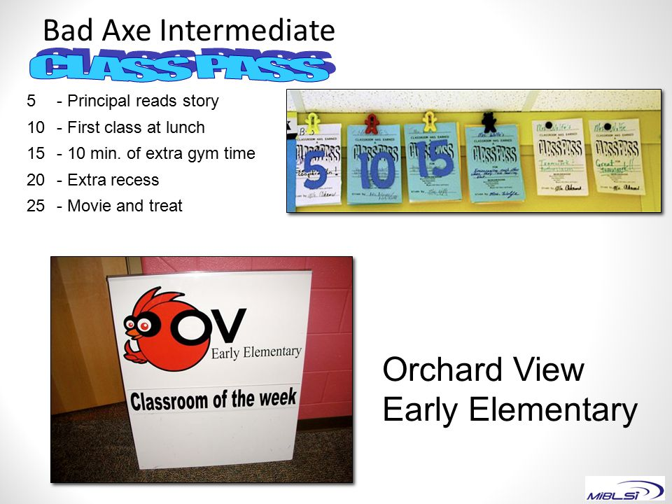 Orchard View Early Elementary