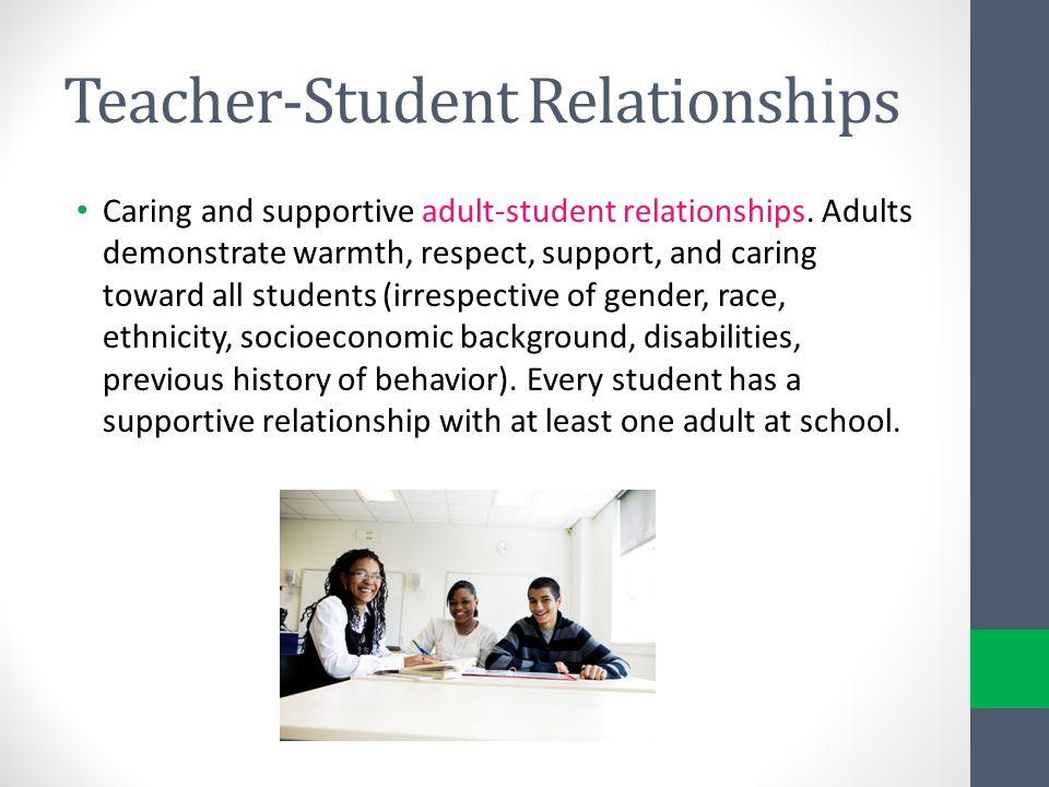 Teacher-Student Relationships
